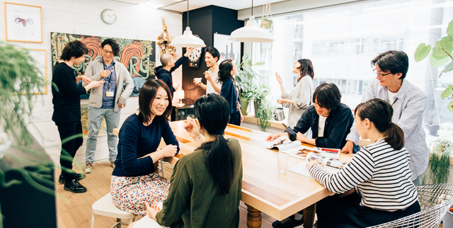 Landor Tokyo staff